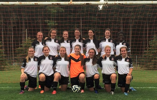Greater Sudbury SC Impact RP21S win the 2016 league title!